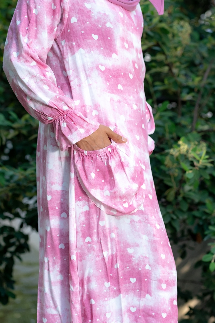 Anne Namaz Sevgim Elbise
